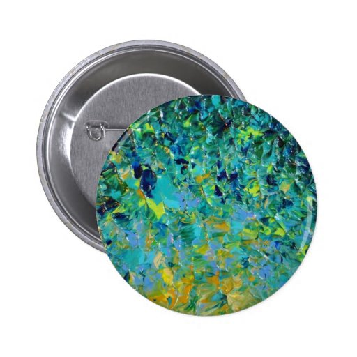 BEAUTY BENEATH THE SURFACE 2 INCH ROUND BUTTON