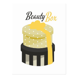 Beauty Box Postcard