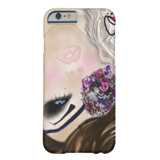 Beauty Buccaneer Pirate Lady iPhone Cases