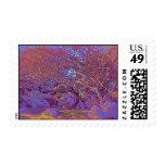 beauty buckeye postage stamps
