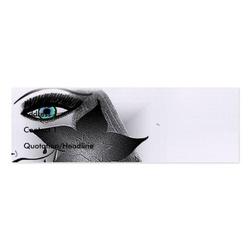 Sparkly faux sequin beauty salon black emblem business card templates