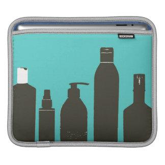 Beauty Business Professional Marketing & Sales iPad Sleeve