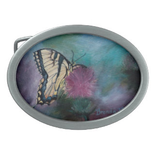 Beauty Butterfly Belt Buckle