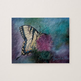 Beauty Butterfly Puzzle