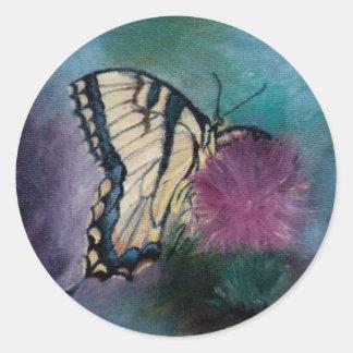 Beauty Butterfly Sticker
