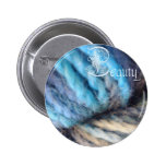 beauty button, looking glass