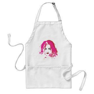 Beauty by punkychicken adult apron