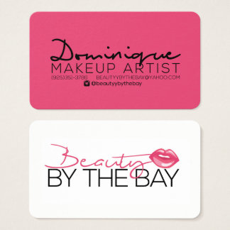 BEAUTY BY THE BAY BUSINESS CARDS
