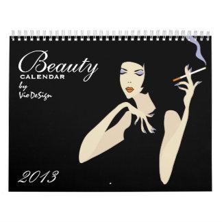 Beauty calendar... calendar