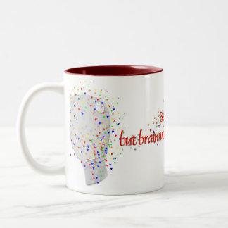 Beauty Can't Amuse You... Mug