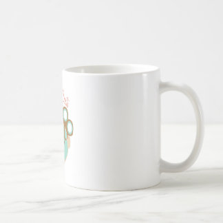Beauty Costs Classic White Coffee Mug