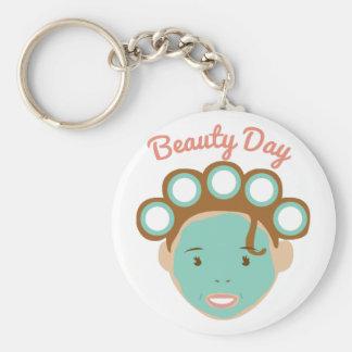 Beauty Day Keychain