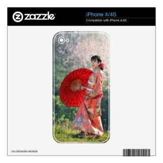 beauty decals for iPhone 4S