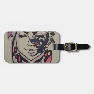 """Beauty"" Design Luggage Tag"