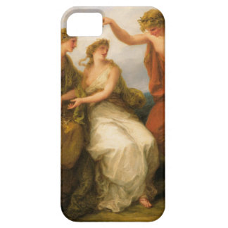Beauty Directed by Prudence by Angelica Kauffman iPhone SE/5/5s Case