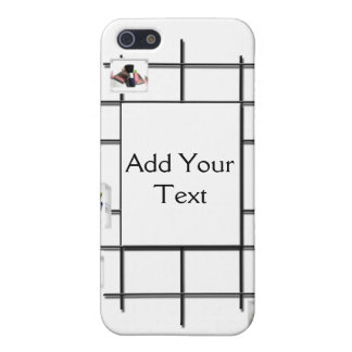 Beauty Divergence iPhone SE/5/5s Case