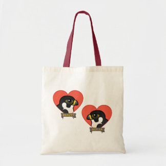 Beauty & Dot.Ca Hearts Bags