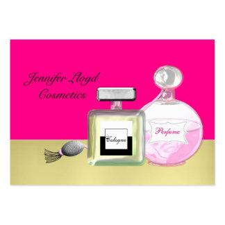 Beauty Fashion Cosmetics Fancy Perfume Bottles Large Business Card