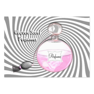 Beauty Fashion Cosmetics Perfume Atomizer Bottle Large Business Card