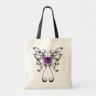 beauty-fly tote bag