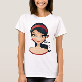 Beauty Girl T-Shirt