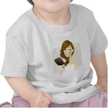 Beauty Girls (Mirror) T-shirts