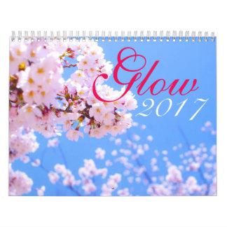 Beauty Glow 2017 Calendar