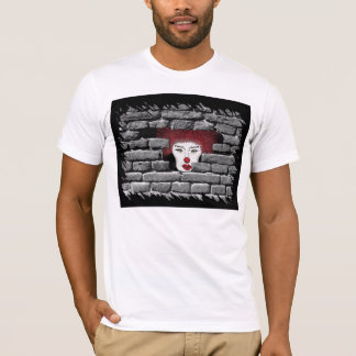 Beauty Hiding Behind the Wall T-Shirt