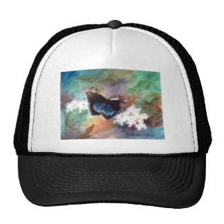 Beauty II Butterfly Hat