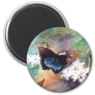 Beauty II Butterfly Magnet