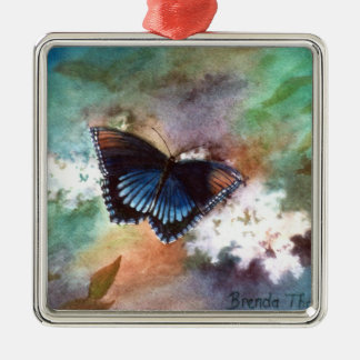 Beauty II Butterfly Ornament