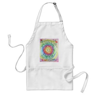 Beauty in Life Apron