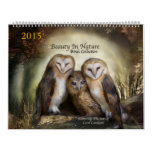 Beauty In Nature Collection Art Calendar 2015