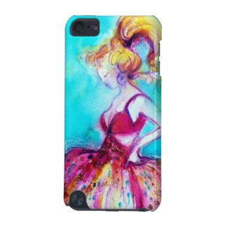 BEAUTY IN PINK DRESS iPod TOUCH (5TH GENERATION) COVER