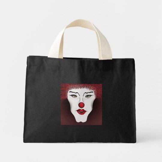 Beauty in Red Tote