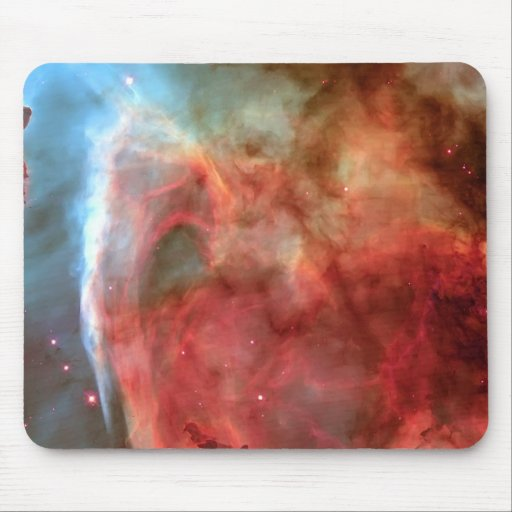Beauty in Space Nebula photography Mouse Pad