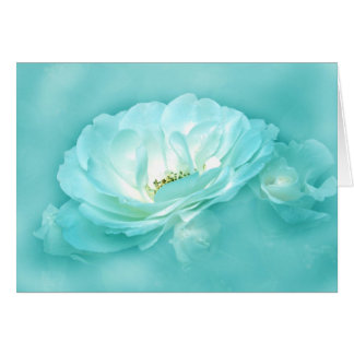 BEAUTY IN THE MIST - BLUE CARD