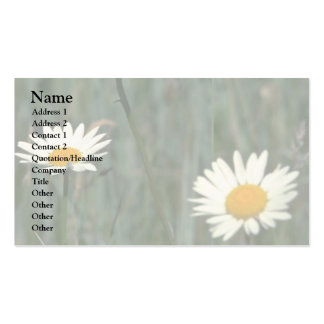 Beauty In The Weeds Business Card