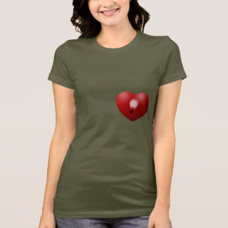 Beauty is a light in the heart T-Shirt