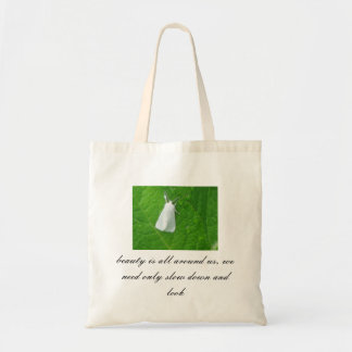 Beauty is all around us bag