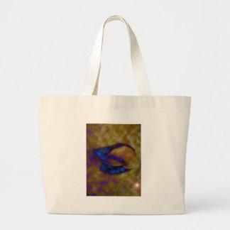 Beauty Is In The Eye Jumbo Tote Bag