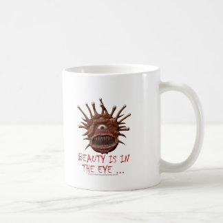 Beauty Is In the Eye ... Classic White Coffee Mug