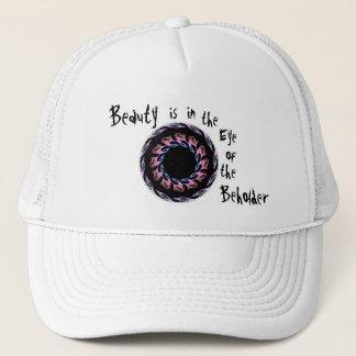 Beauty is into the Eye OF the B… Trucker Hat
