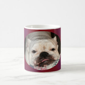Beauty is my burden coffee mug