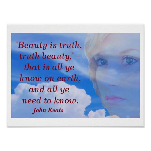 john keats essay on beauty