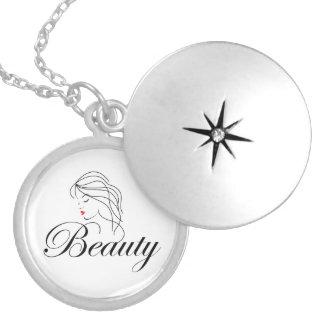 Beauty Locket Necklace