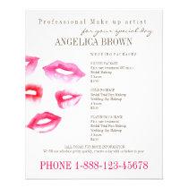Beauty & Makeup Flyer