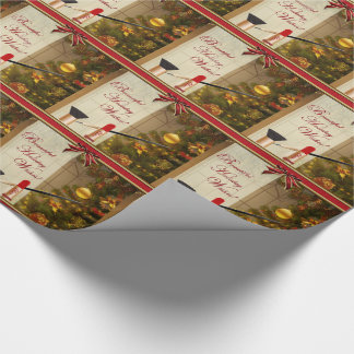 Beauty Makeup Holiday Wrapping Paper