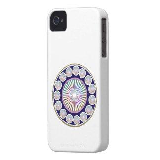 Beauty Mantra - ART101 Chakra Collection Case-Mate Blackberry Case