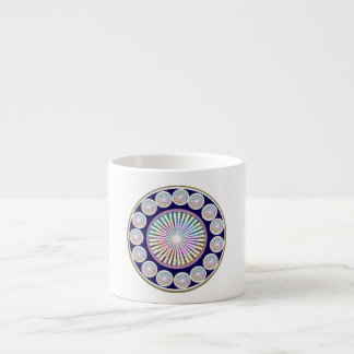 Beauty Mantra - ART101 Chakra Collection Espresso Cup